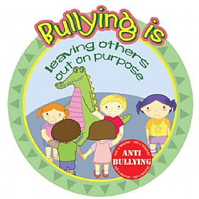 Anti Bullying Leaving Others Out School Sign £0 - Education Furniture