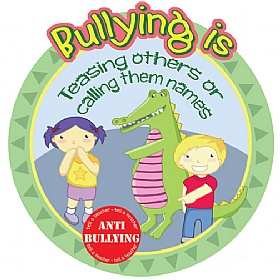 Anti Bullying Calling Names School Sign £20 - Education Furniture