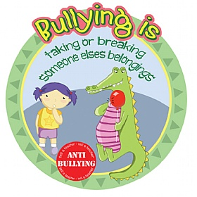 Anti Bullying Taking Or Breaking School Sign £20 - Education Furniture