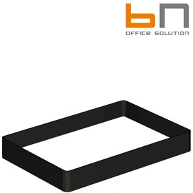 BN SQart Workstation Universal Storage Frame £45 - Office Desks