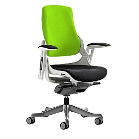 Jett Colours Two Tone Backrest Task Chair £335 - Office Chairs