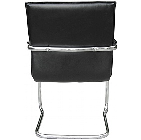 Essence Leather Faced Visitor Chairs - Pack of 2