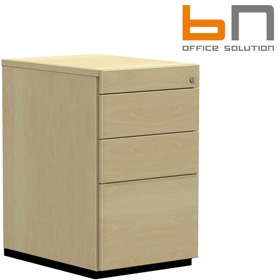 BN SQart Workstation Desk High Pedestals £289 - Office Desks