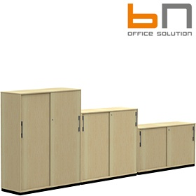 BN SQart Workstation Sliding Door Cabinets £287 - Office Desks