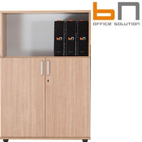 BN Tento Combination 2 Shelf Cupboards £157 - Office Storage