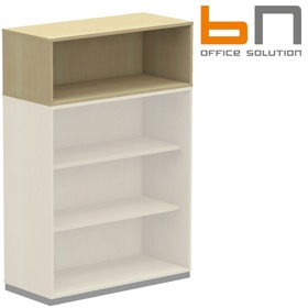 BN SQart Workstation Upper Bookcases £118 - Office Desks