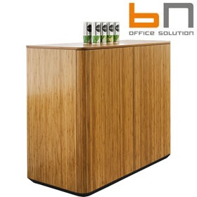 BN eRange Standalone Wooden Cupboards £1225 - Office Desks