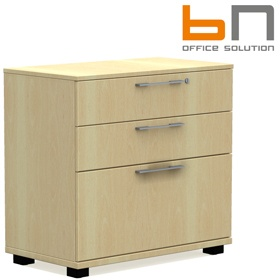 BN SQart Workstation Side Filers £488 - Office Desks