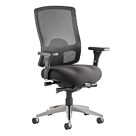 Racquet Mesh Task Chair £283 - Office Chairs