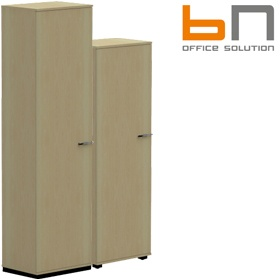 BN SQart Workstation Narrow Wardrobe Cabinets £279 - Office Desks