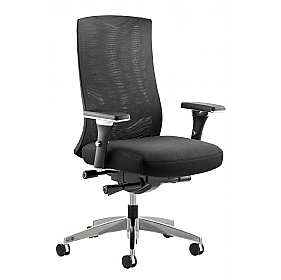 Oxygen Mesh Task Chair £220 - Office Chairs