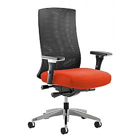 Oxygen Colours Mesh Task Chair £270 - Office Chairs