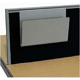 Elite Matrix System Screen Vertical A4 Paper Tray £37 - Office Desks