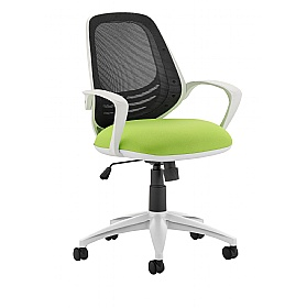 Axis Colours Mesh Task Chair £129 - Office Chairs