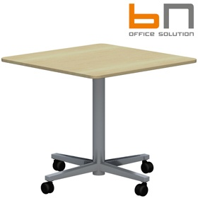 BN SQart Workstation Square Mobile Tables £184 - Office Desks
