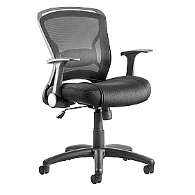 Zest Mesh Task Chair £99 - Office Chairs