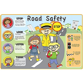 Road Safety Sign £0 - Education Furniture