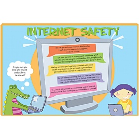 Internet Safety Sign £36 - Education Furniture