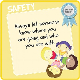 Children's Awareness Safety Sign £0 - Education Furniture