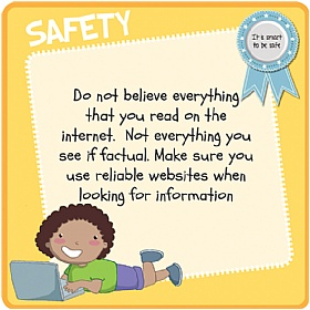 Children's Information Safety Sign £0 - Education Furniture