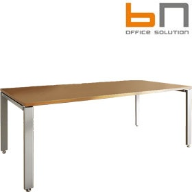 BN Primo Space Veneer Rectangular Desks £456 - Office Desks