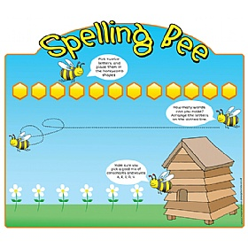 Spelling Bee Magnetic Game £105 - Education Furniture