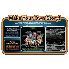 Make Your Own Story Game £0 - Education Furniture