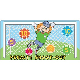 Penalty Shoot Out Sign £0 - Education Furniture
