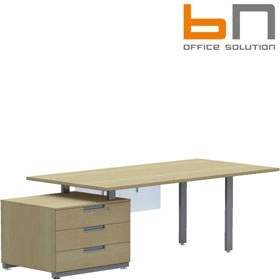 BN Primo Space Executive Desks £1253 - Office Desks