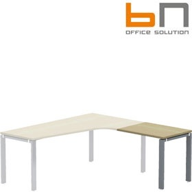 BN Primo Space Veneer Extension For Ergonomic Desks £211 - Office Desks