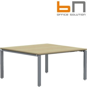 BN Primo Space Rectangular Conference Tables £307 - Office Desks