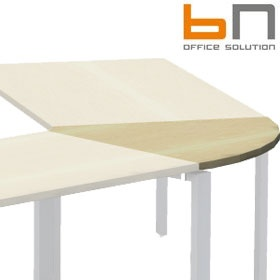 BN Primo Space Veneer Conference Linking 60° Corners £135 - Office Desks