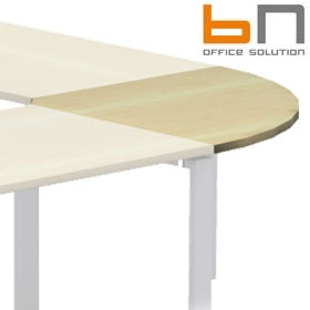 BN Primo Space Veneer Conference Linking 90° Corners £190 - Office Desks