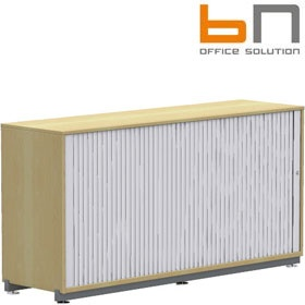 BN Primo Space Tambour Cabinets £481 - Office Desks