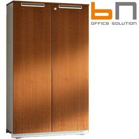 BN Primo Space Veneered Wooden Cupboards £363 - Office Desks