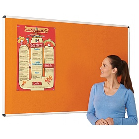 ColourPlus Aluminium Framed Shield® Noticeboards £36 - Display/Presentation