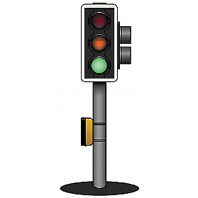Street Landmark Traffic Light Sign £0 - Education Furniture