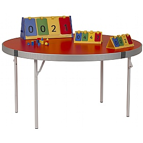 Fast Fold Round Folding Tables £0 - Education Furniture
