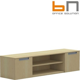 BN Primo Space Wall Mounted Combination Cabinets £251 - Office Desks