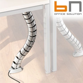 BN Primo Space Vertical Wire Trunking £63 - Office Desks