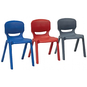 Ergos One Piece Classroom Chair £0 - Education Furniture