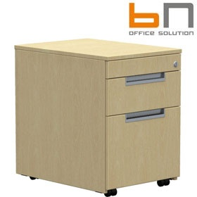 BN Primo Space Veneer Mobile Pedestals £475 - Office Desks