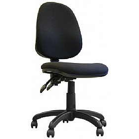 Basics Ergo 2 Lever Operator Chair £51 - Office Chairs