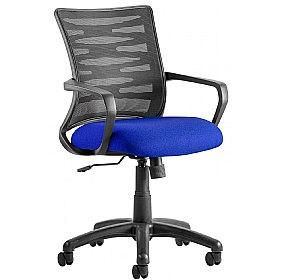 Twister Colours Mesh Task Chair £126 - Office Chairs
