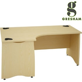 Gresham EX10 Ergonomic Desks £337 - Office Desks