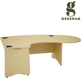 Gresham EX10 Consult Ergonomic Desks £457 - Office Desks