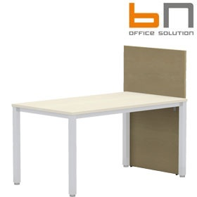 BN Easy Space Wooden Side Reception Desk Panels £39 - Office Desks