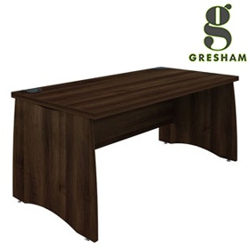 Gresham EX10 Executive Rectangular Desks £320 - Office Desks