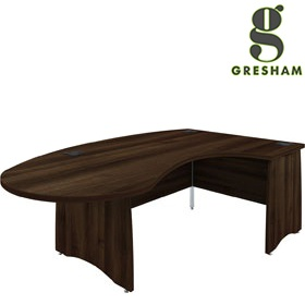 Gresham EX10 Executive Consult Ergonomic Desks £621 - Office Desks