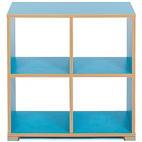 Bubblegum 4 Cube Room Divider £146 - Education Furniture